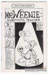 Mr. Weenie: Substitute Teacher #3