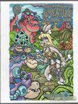 Snowbuni's Adventure Coloring Book
