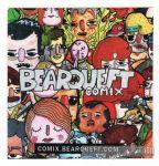 Charlie Haggard / Bearqueft stickers