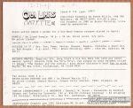 City Limits Gazette (Willis) February 1991, #!*¢