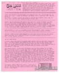 City Limits Gazette (Willis) October 1991, #dead porcupine icebox