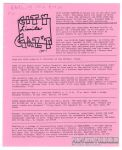City Limits Gazette (Willis) April 1992, #Lilacs out of the dead land