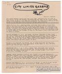 City Limits Gazette (Willis) July 1992, #Panda mouth wash