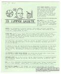 City Limits Gazette (Willis) February 1993, #222222222