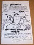 Jay's Massive Chicago Comicon Report 1993