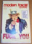 Modern Fascist Quarterly #1