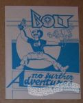 Bolt: No Further Adventures