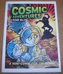 Cosmic Adventures #1 (Wide Awake)