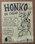 Honko in Cheap 3-D