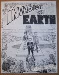 Not Available King Size Annual #1: The Invasion of Earth