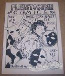 Pleistocene Comics #4