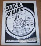 Slice O' Life Comix Catalog Summer '88
