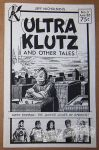 Ultra Klutz and Other Tales #3
