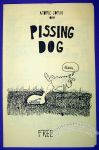 Pissing Dog