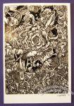 Syogo Yoshikawa postcard