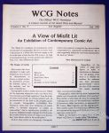 WCG Notes #3