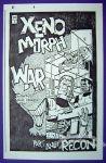 Xenomorph War #1