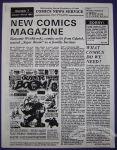 Comics News Service #7