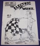 Electric Weenie, The Vol. 1, #3