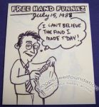 Freehand Funniez July 15, 1988