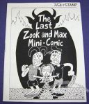 Last Zook and Max Mini-Comic, The