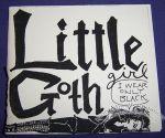 Little Goth Girl