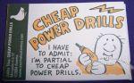 Minipulu #17: Cheap Power Drills