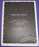 Opening Shots #1