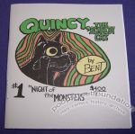 Quincy, the Scaredy Cat #1