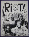 Riot! Comics & Stories #2