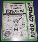 Small Press Creative Explosion #1