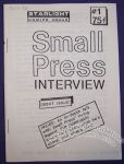 Small Press Interview #1