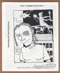 White Buffalo Gazette Vol. Ant Bushes, #Ah-So Sauce (February 1997)