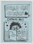 Dead Cat Comics Catalog #1