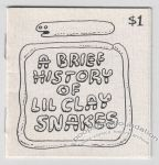 Brief History of Lil Clay Snakes, A