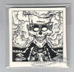 Radium Skull trading cards