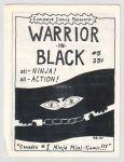 Warrior in Black #5