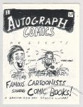 Autograph Comics #1