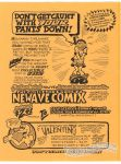Comix World flyer (Collector's Guide - Valentino)