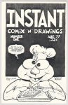Instant Comix 'n' Drawings #1