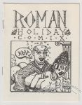 Roman Holiday Comix