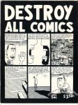Destroy All Comics Vol. 2, #1