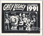 Grey Legacy Calendar 1991