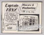 Micro-Comics #120: Mascara & Manhunting