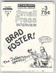Small Press Interview #3