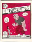 Small Press Comics Explosion Vol. 1, #08