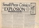 Small Press Comics Explosion Vol. 1, #16