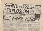 Small Press Comics Explosion Vol. 1, #17