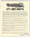 City Limits Gazette (Willis) March 1993, #Ecstatic static on automatic