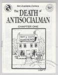 Death of Antisocialman, The #01